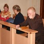 Потерпевшие Кузнецовы, подсудимый Орлов