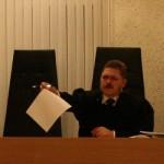 Судья Виноградов