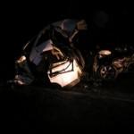 ВАЗ после аварии и извлечения погибших