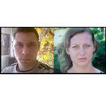 Сергей Алексеенко и Ольга Тетерьвова